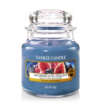 Yankee Candle Mulberry & Fig Delight 104 g