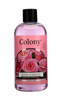 Wax Lyrical - Colony Fragranced Reed Diffuser Refill 250 ml Rose Garden