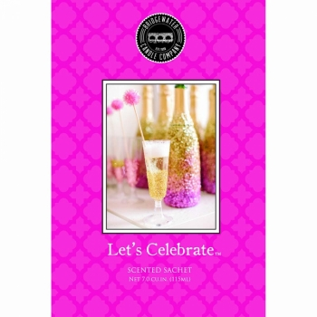 Bridgewater Candle Duftsachet Let´s Celebrate