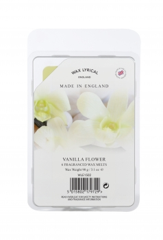 Wax Lyrical Fragranced Wax Melt Vanilla Flower 90g