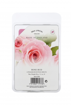 Wax Lyrical Fragranced Wax Melt Rose Bud 90g