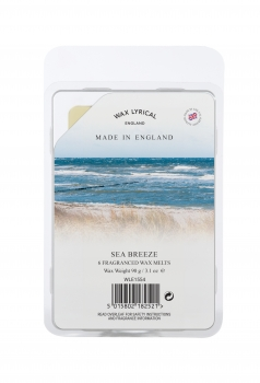 Wax Lyrical Fragranced Wax Melt Sea Breeze 90g