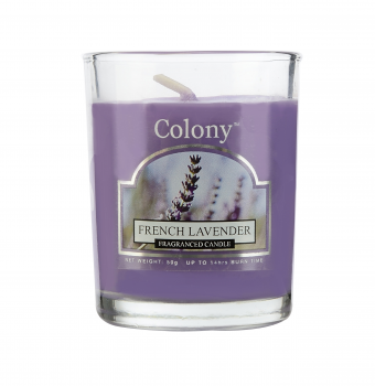 Wax Lyrical - Colony French Lavender Votiv im Glas
