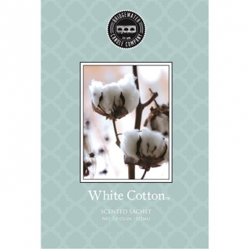 Bridgewater Candle Duftsachet White Cotton