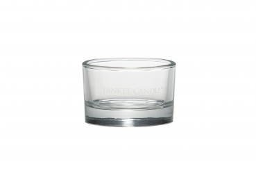 Yankee Candle Tea Light Holder Clear