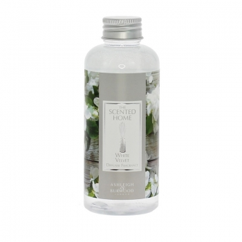 The Scented Home White Velvet Reed Diffuser Refill 150 ml