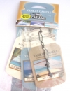 Yankee Candle Seacoast Highway Car Jar 3er Packung