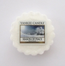 Yankee Candle Season of Peace Tart 22 g