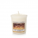 Yankee Candle All is Bright Sampler 49 g