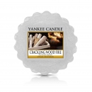Yankee Candle Crackling Wood Fire Tart 22 g