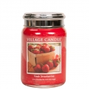 Village Candle Fresh Strawberries 645 g - 2 Docht