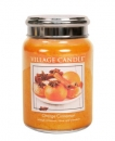 Village Candle Orange Cinnamon 645 g - 2 Docht