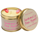 "Bomb Cosmetics ""Caramel & Pink Pepper"" Tin Candle"