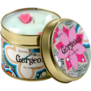 "Bomb Cosmetics ""Gorgeous"" Tin Candle"