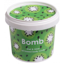 Bomb Cosmetics Kiwi & Lime Body Scrub 365 ml