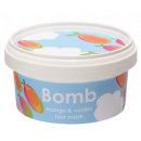 Bomb Cosmetics Mango & Vanilla Hair Mask 210 ml