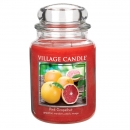 Village Candle Pink Grapefruit 645 g - 2 Docht