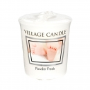 Village Candle Powder Fresh Votivkerze 57 g