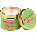 "Bomb Cosmetics ""Summer Lawn"" Tin Candle"