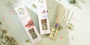 Earth Secrets Mini Reed Diffuser