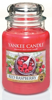 Yankee Candle Red Raspberry 623 g