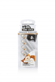 Yankee Candle Soft Blanket Car Vent Stick