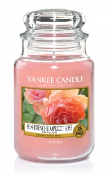 Yankee Candle Sun-Drenched Apricot Rose 623 g