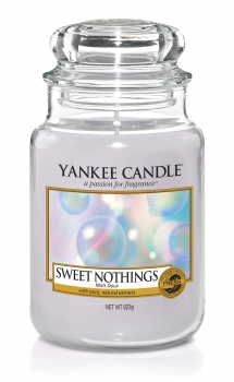 Yankee Candle Sweet Nothings 623 g