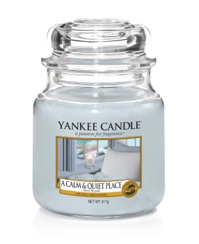 Yankee Candle A Calm & Quiet Place 411 g