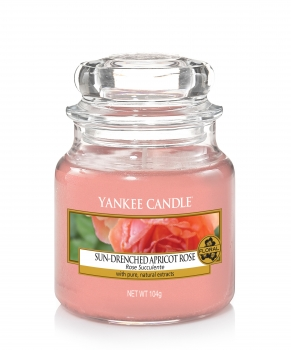 Yankee Candle Sun-Drenched Apricot Rose 104 g
