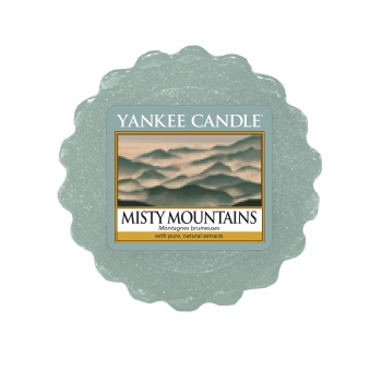 Yankee Candle Misty Mountains Tart 22 g