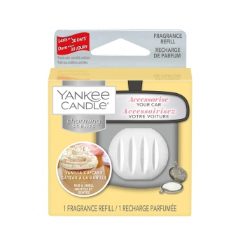 Yankee Candle Charming Scents Refill Vanilla Cupcake