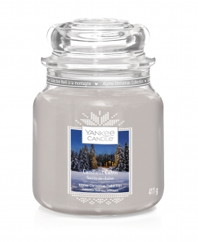 Yankee Candle Candlelit Cabin 411 g