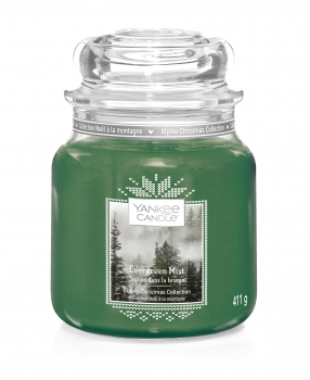 Yankee Candle Evergreen Mist 411 g