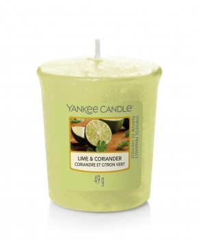 Yankee Candle Lime & Coriander Sampler 49 g