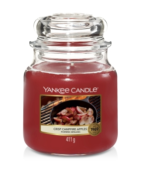 Yankee Candle Crisp Campfire Apples 411 g