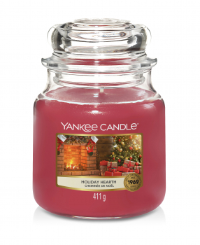 Yankee Candle Holiday Hearth 411 g