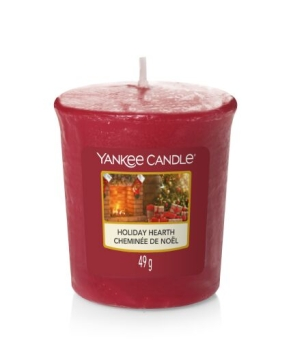 Yankee Candle Holiday Hearth Sampler 49 g