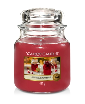 Yankee Candle Christmas Morning Punch 411 g