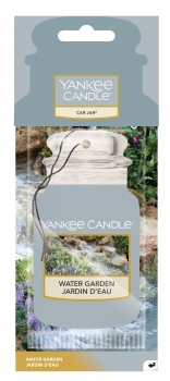 Yankee Candle Water Garden Jar Single