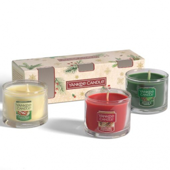 "Yankee Candle Geschenkset Magical Christmas Morning ""3 Mini Candles"""