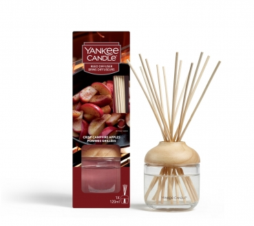 Yankee Candle Reed Diffuser Crisp Campfire Apples 120 ml