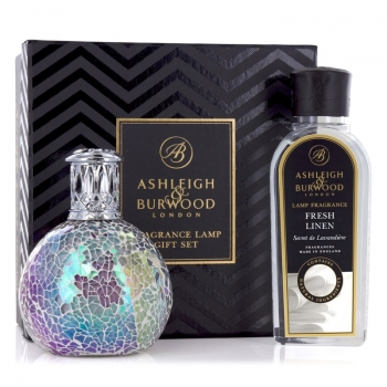 Ashleigh & Burwood - Duftlampe Fairy Ball & Fresh Linen 250 ml