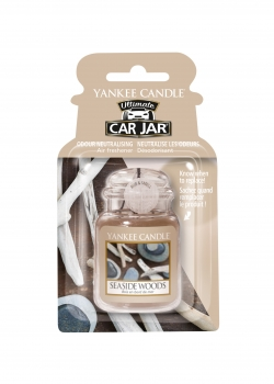 Yankee Candle Seaside Woods Car Jar Ultimate 30 g