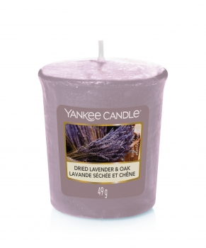 Yankee Candle Dried Lavender & Oak Sampler 49 g