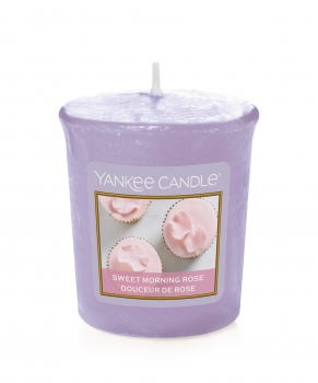 Yankee Candle Sweet Morning Rose Sampler 49 g