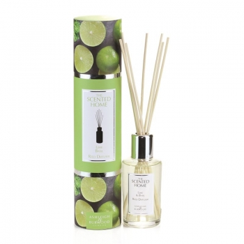 The Scented Home Lime & Basil Reed Diffuser 150 ml