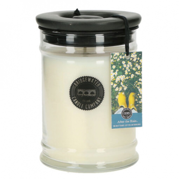 Bridgewater Candle Large Jar After the Rain 524 g