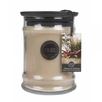 Bridgewater Candle Small Jar Afternoon Retreat 250 g