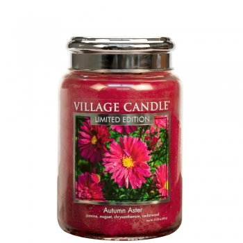 Village Candle Autumn Aster 645 g - 2 Docht